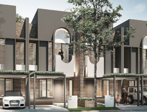 Banjar Wijaya: Urban House for Urban People The Smart Way To Live