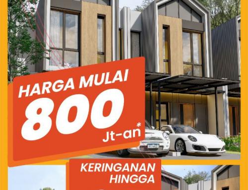 CLUSTER ALFIORE Banjar Wijaya Tangerang Rumah Baru Harapan Baru